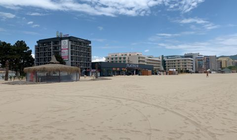 Руските туристи тръгват към българските курорти