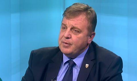 Каракачанов: Няма да съм министър в кабинет на Нинова или Карадайъ