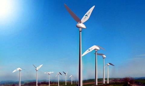 Нов вид ветрогенератор (ВИДЕО)