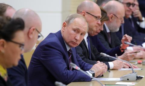 Путин не се отказва от властта