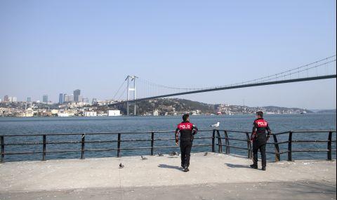 Турция задържа 161 чужденци