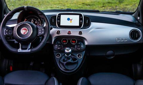 Fiat обедини сили с Google - 7