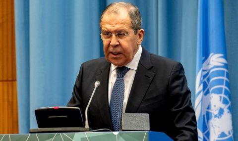 Лавров коментира новината за българските боеприпаси