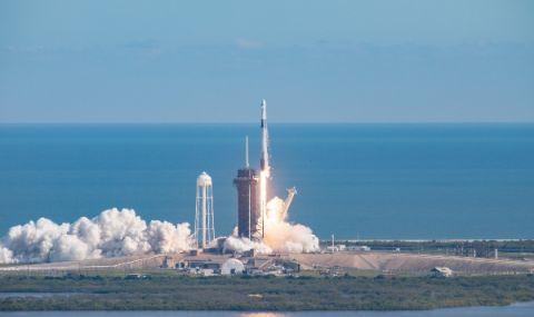 Отложиха полет на SpaceX