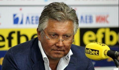 Президентът на Локо (София): Михайлов превъзхожда Бербатов с опит - 1