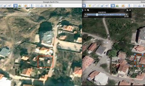 """В имота на Борисов в Банкя """"поникнала"""" недекларирана къща"""