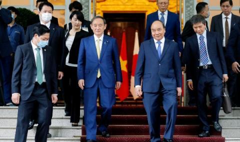 Япония и Виетнам укрепват своето партньорство