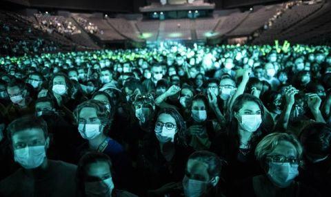 5000 души на пробен концерт в Париж