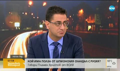 """Кандидатът на """"Воля"""" за кмет на София: Надявам се Румен Радев да ме подкрепи"""
