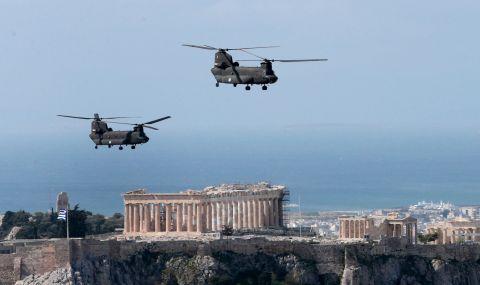 САЩ имат интерес към 20 военни обекта в Гърция - 1