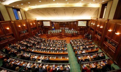 Предсрочни избори в Косово