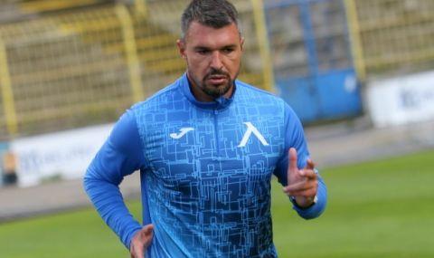 Валери Божинов има 165 минути за Левски за една година - 1