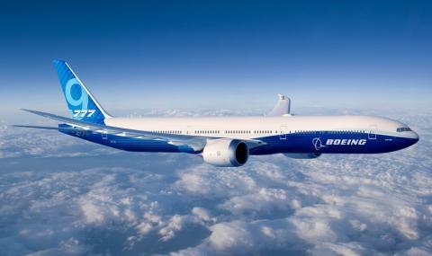 Boeing представи нов модел самолет