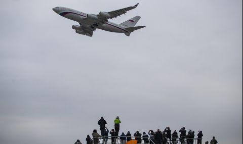 Дипломатите от Чехия напуснаха Русия
