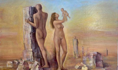 """Антисистемните класици в галерия """"Средец"""""""