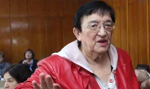Мика Зайкова: Системата на доходите и пенсиите се нуждаят от генерална промяна - 1