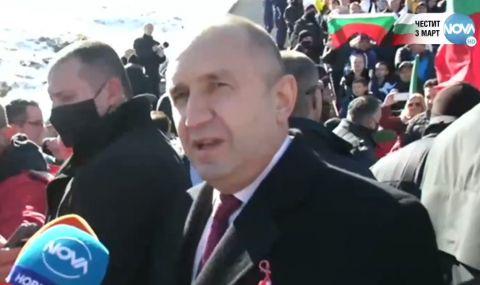 Радев от Шипка: Властта отново се опита да постави под карантина националната ни памет (ВИДЕО)