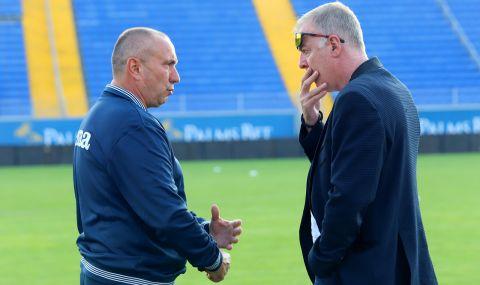 Наско Сираков и Мъри започват преговори за нов договор на Миланов - 1