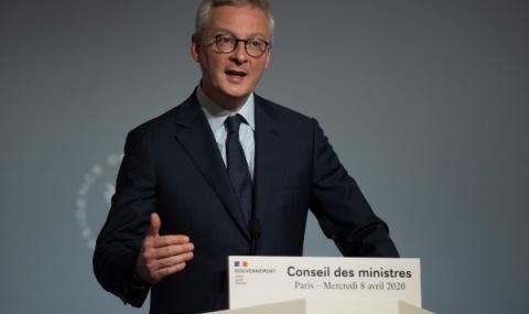 Франция отделя големи средства за икономиката