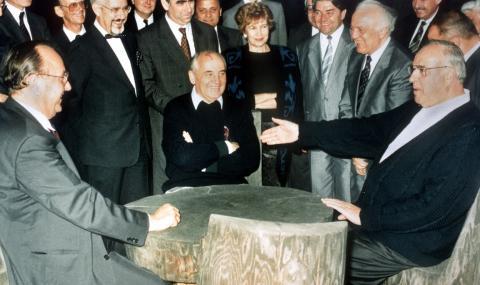 Горбачов посочи защо пропадна перестройката