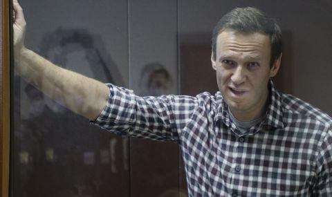 Навални получи ефективна присъда
