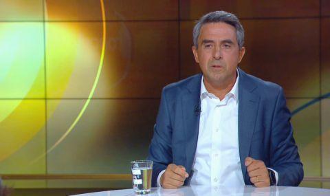 Плевнелиев: Радев би се борил за министър-председател чрез новия политически проект - 1