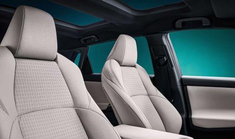 Toyota показа електрически SUV с интересен дизайн - 5