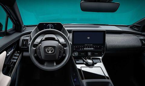 Toyota показа електрически SUV с интересен дизайн - 4