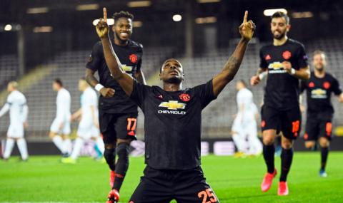 Манчестър Юнайтед дава 15 милиона паунда за нападател
