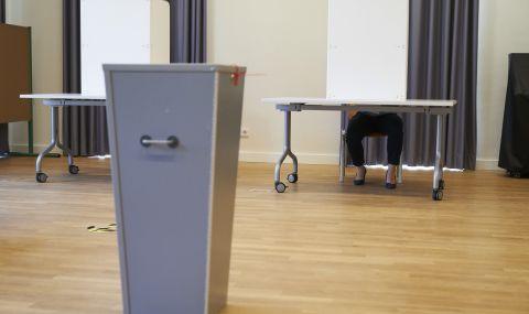 Отстъпление в избирателната активност в Германия - 1