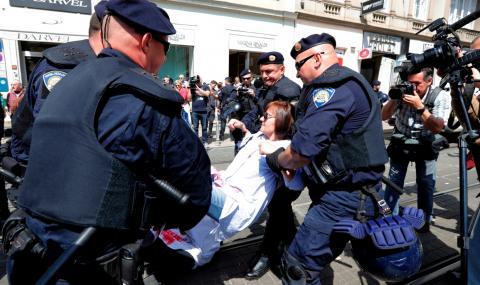 ЕС прикрил тормоз над мигранти в Хърватия