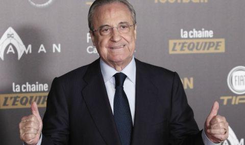 Флорентино Перес: Касияс е голям провал, а Раул е най-големият измамник