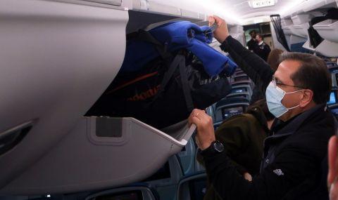 Небивал ръст на буйстващи пътници
