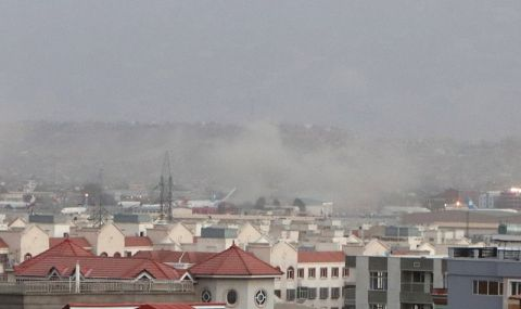 Мощна експлозия в Кабул (ВИДЕО) - 1