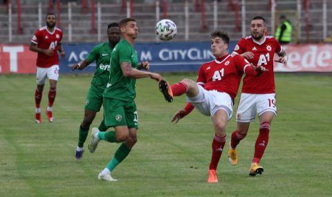 ЦСКА отнесе 4 глоби след мача с Лудогорец