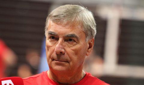 Силвано Пранди избра волейболистите, на които ще разчита