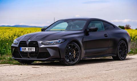 Тествахме новото BMW M4 Competition - 3