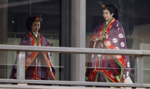 Годеникът на принцеса Мако пристигна в Япония - 1