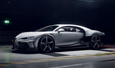 "Bugatti представи нова версия на Chiron за ""само"" 3.9 милиона долара - 4"