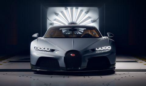 "Bugatti представи нова версия на Chiron за ""само"" 3.9 милиона долара - 5"