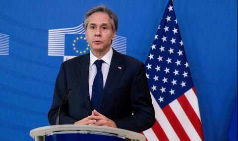 Блинкен потвърди ангажимента на САЩ да помогне на Тайван