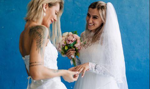 ЕП: Еднополовите бракове да бъдат признати в целия ЕС - 1