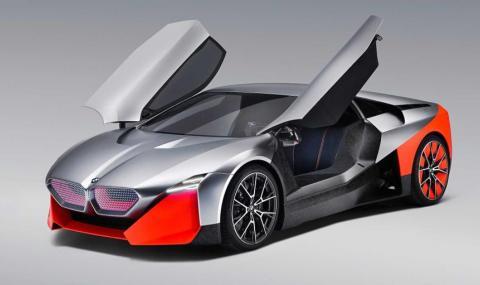 Суперкар от BMW? Някой друг път