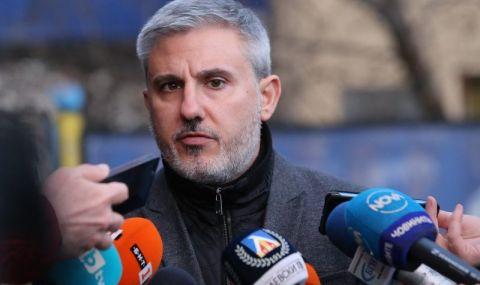 Изтече предполагаем доклад на Павел Колев към Васил Божков - пише скандални неща
