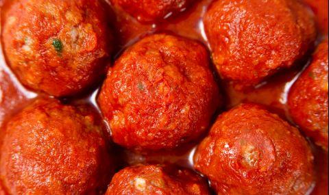 Рецепта на деня: Суджукакя - кюфтенца по гръцки - 1