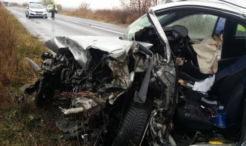 19-годишен водач уби друг шофьор в Силистренско след безразсъдно изпреварване