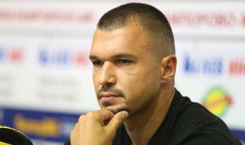 Божинов към треньорът на националния: Най-големият си! (ВИДЕО)