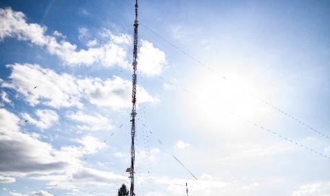 Неизвестни опитаха да подпалят 5G антена