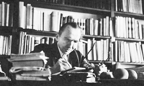 26 октомври 1957 г. Умира Никос Казандзакис
