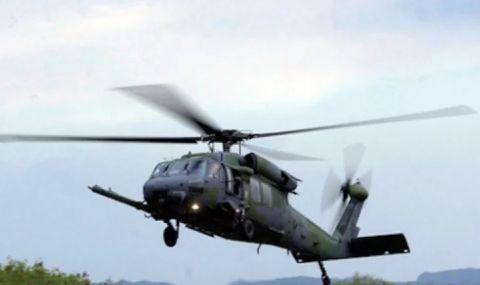 Десетки военни US хеликоптери ще летят над Бургас